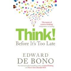 De Bono's new book