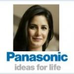 Katrina's Panasonic India's brand ambassador
